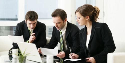 افزایش بازده کارمندان شرکت