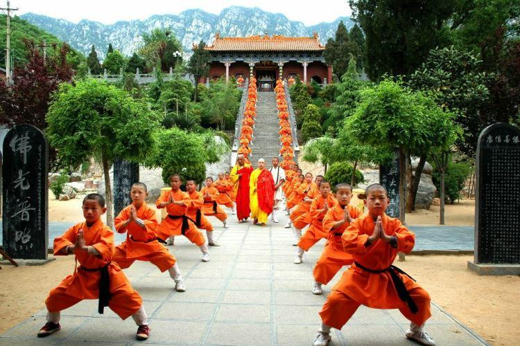 در سفر به چین زادگاه کونگ فو را از دست ندهید!