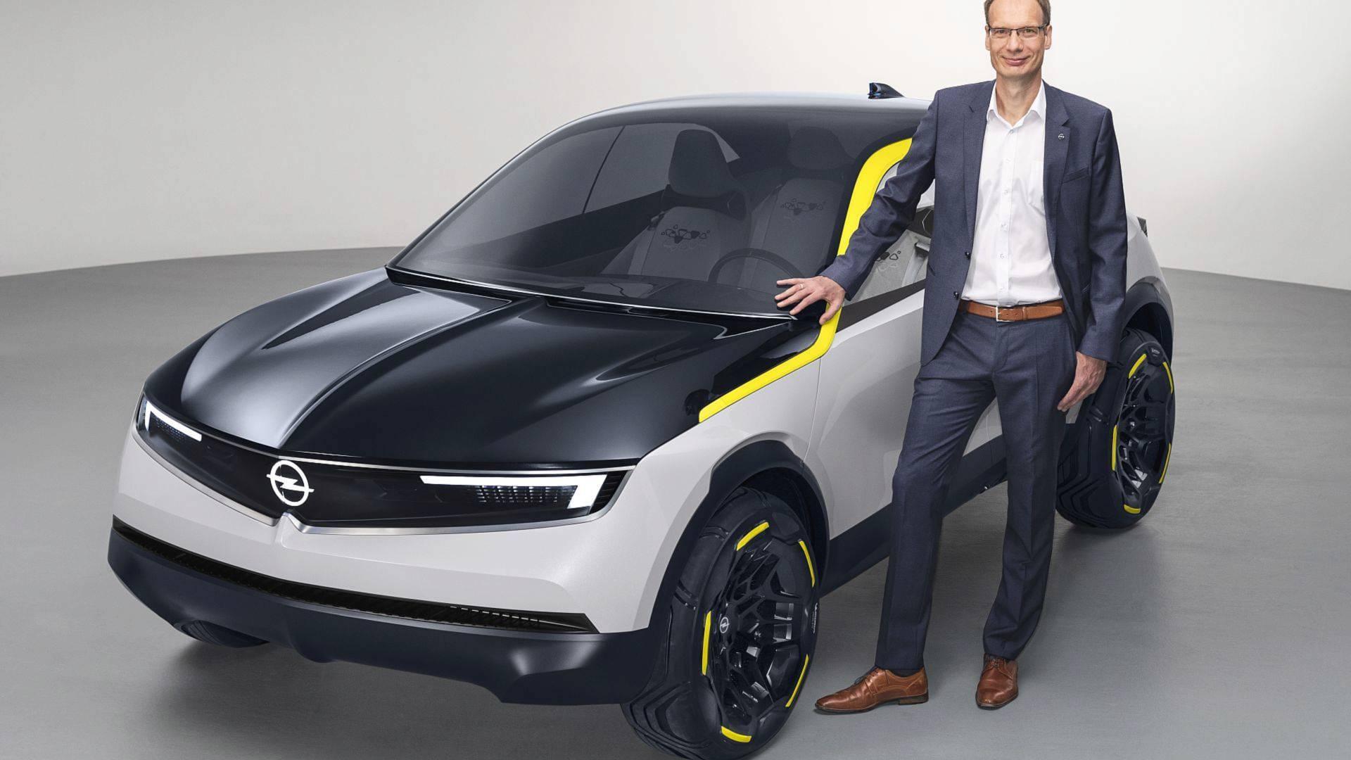 اوپل(Opel GT X Experimental ) : پیش نمایش نسل آینده اوپل