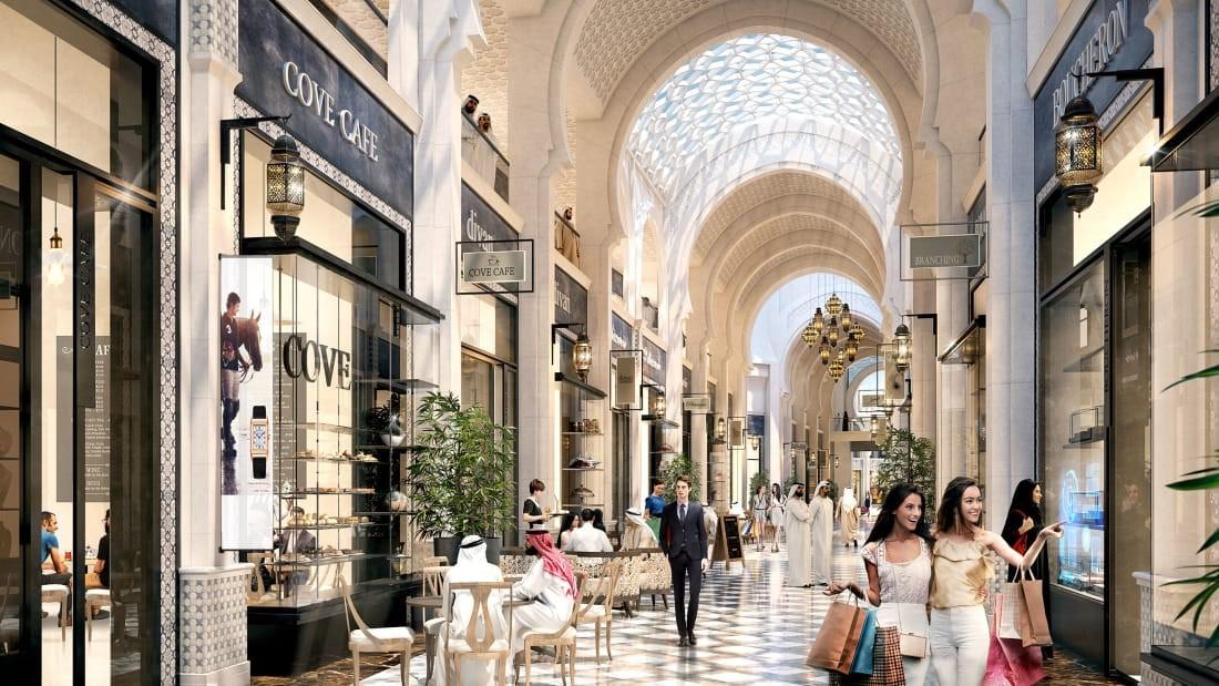 برنامه دبی برای ساخت بزرگ ترین مرکز خرید جهان مجهز به جدیدترین تکنولوژی