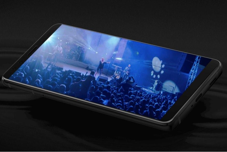 ویژگی های جدید بروزرسانی+ HTC U12