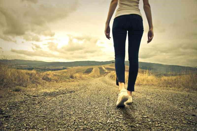تاثیر 15-20 دقیقه پیاده روی در روز بر بدن