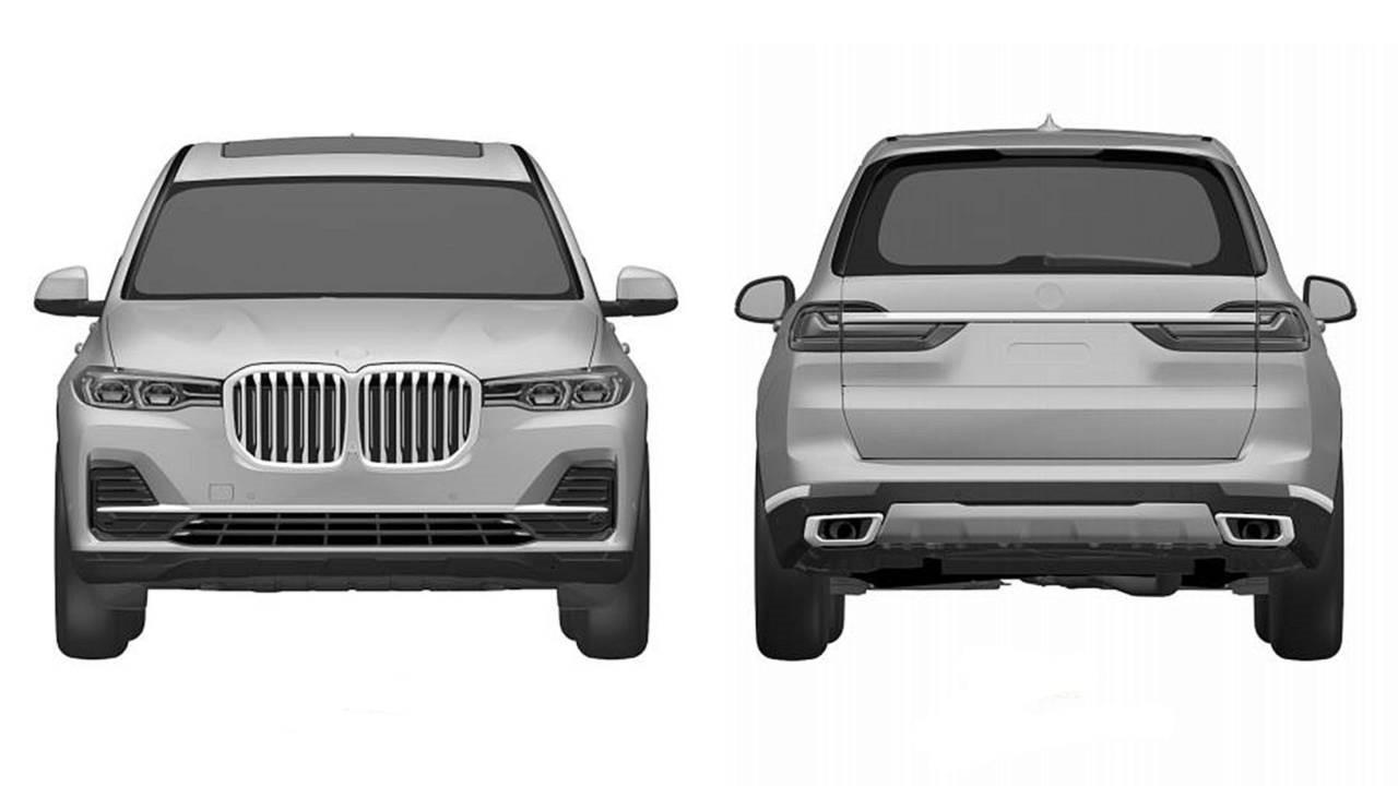 BMW X7 در ماه اکتبر رونمایی خواهد شد