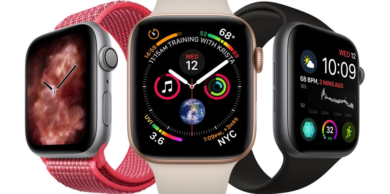 مقایسه اپل واچ نایکی پلاس سری 4 و اپل واچ سری 4