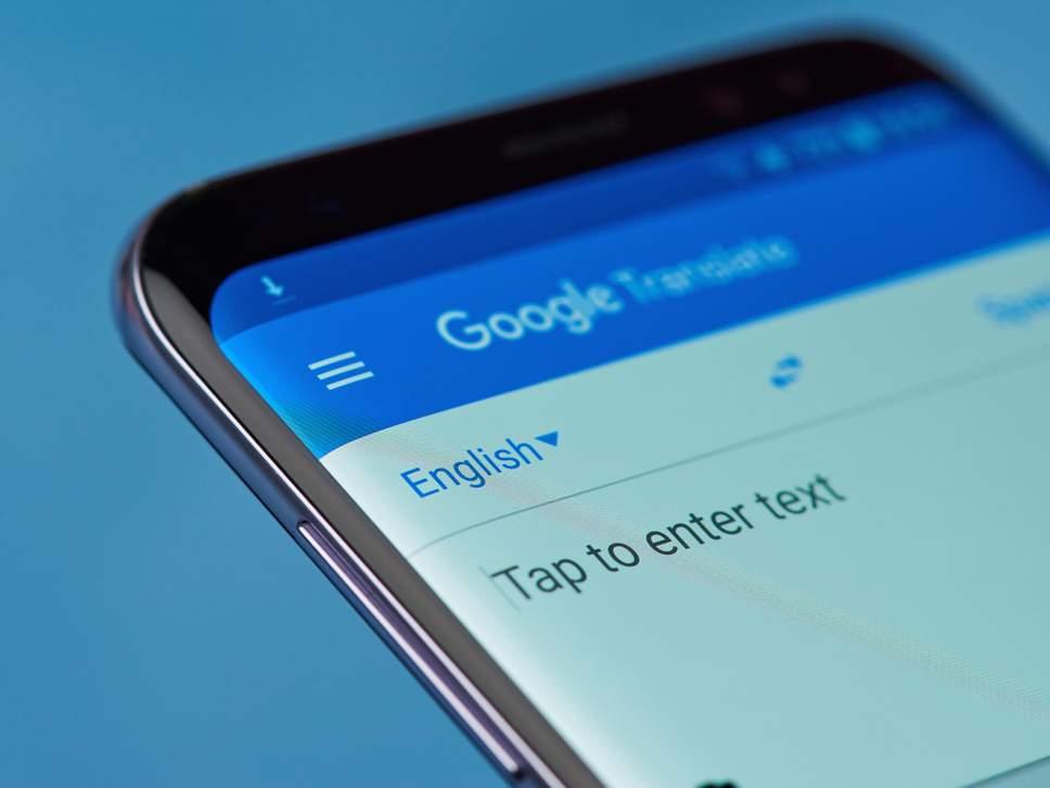 گوگل ترنسلیت روزانه 143 میلیارد کلمه را ترجمه می کند