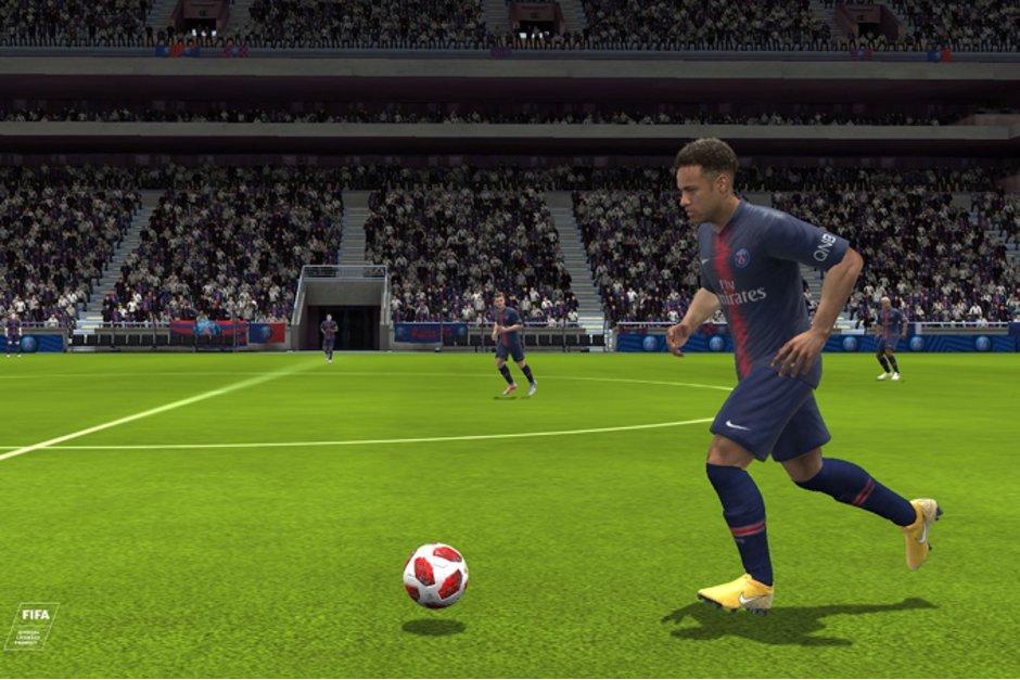 Electronic Arts گیم پلی بتا FIFA Mobile جدید را منتشر می کند