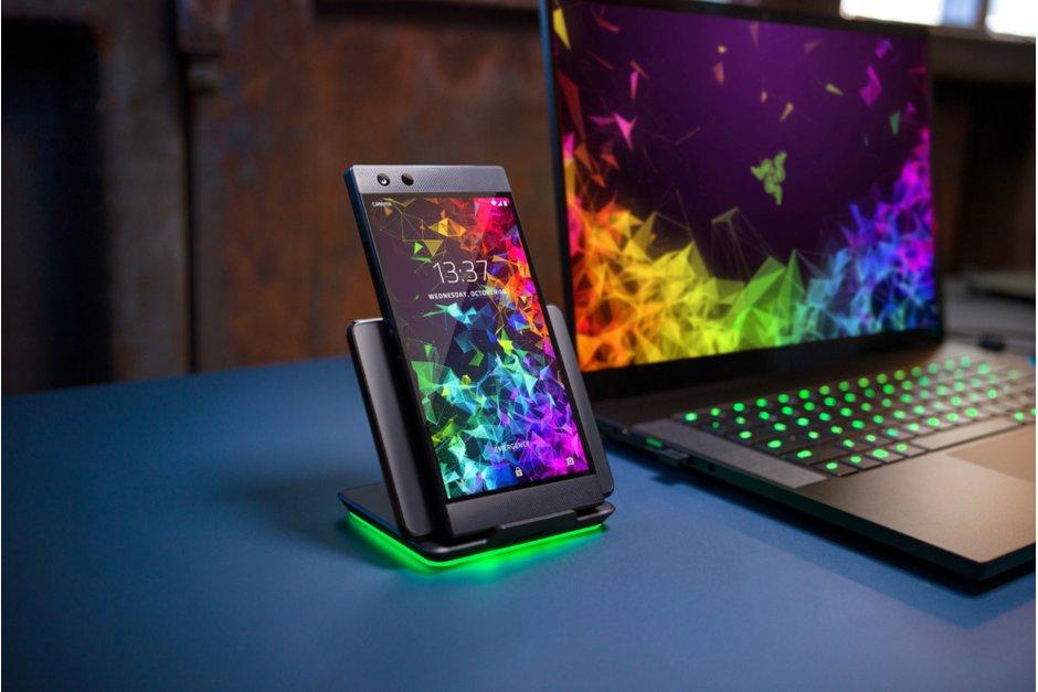 عرضه Razer Phone 2 در 22 اکتبر