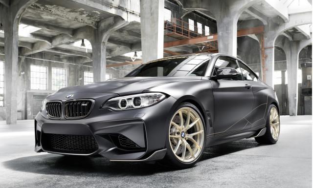 عرضه BMW M2 CS یا CSL در سال 2019