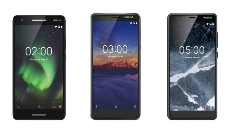 Nokia 3.1 Plus با صفحه نمایش 6 اینچی و دوربین عقب دوگانه