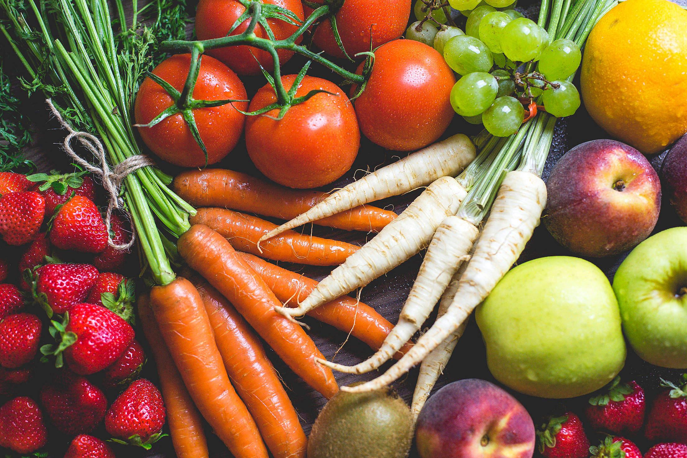 7 سبزی که با پختن ارزش غذایشان بیشتر می شود