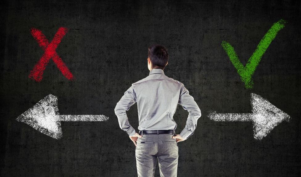 چه عواملی مانع تصمیم گیری درست می شوند؟