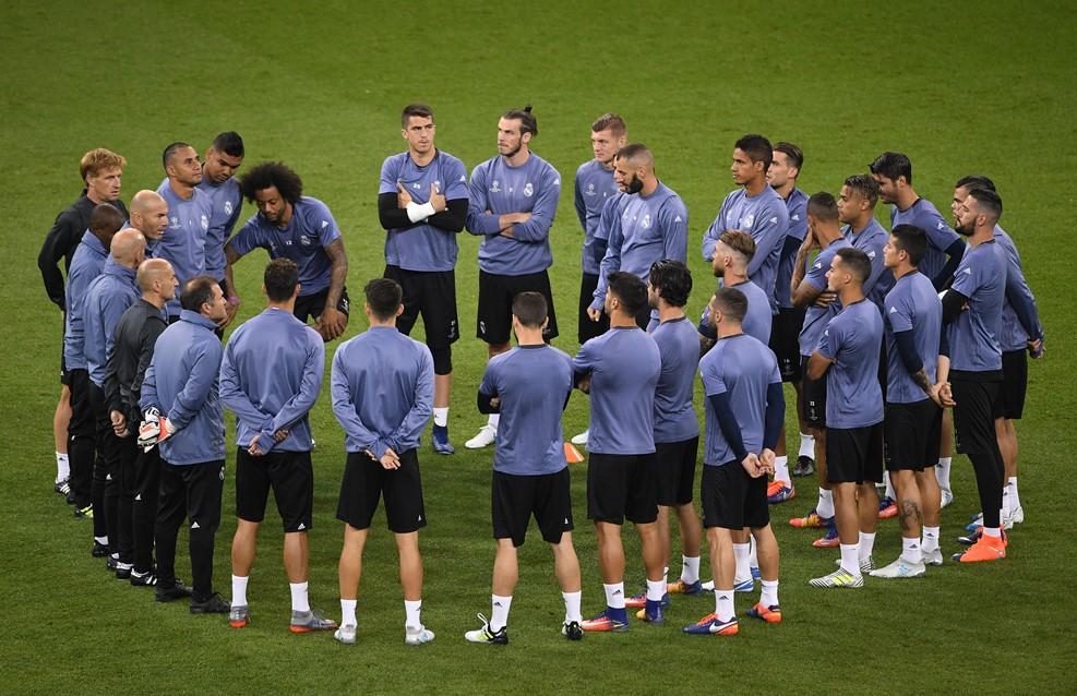 28 روز سرنوشت ساز برای رئال مادرید