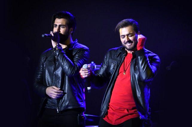 فیلم: گاف عجیب خواننده ماکانبند در برنامه علی ضیا