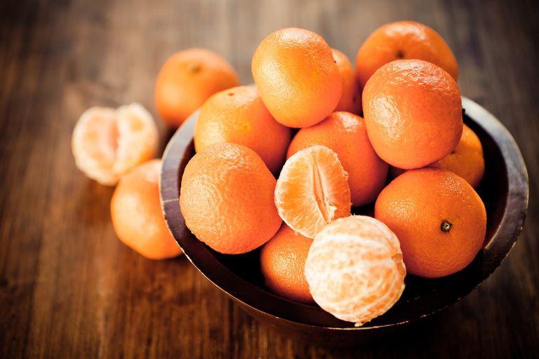 جلوگیری از ریزش مو با مصرف نارنگی