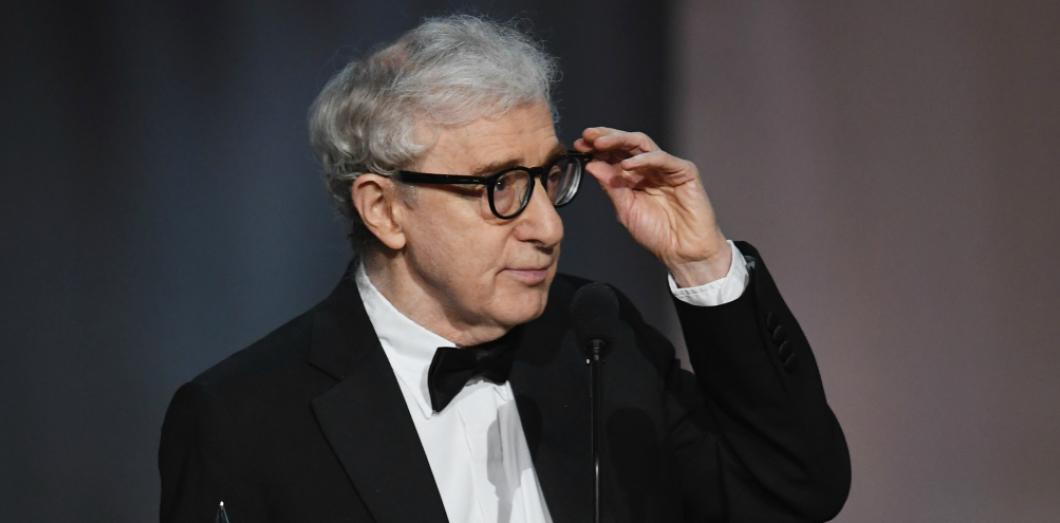 اعتراض یک بازیگر به بایگانی شدن فیلم وودی آلن