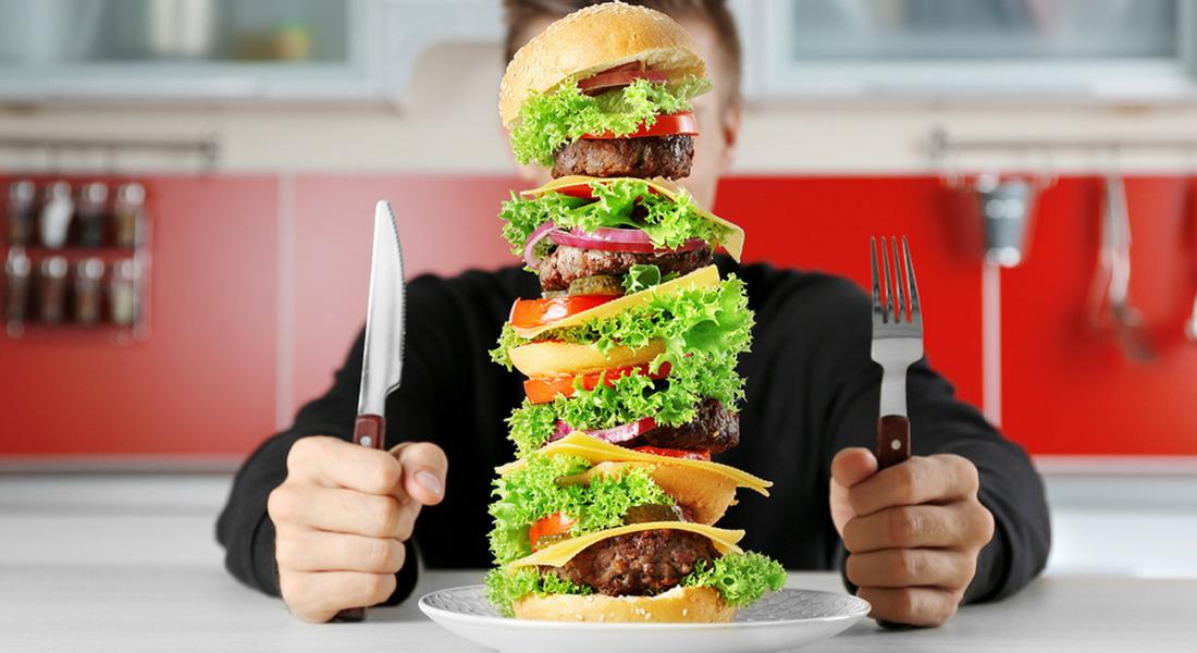 7 روش برای جلوگیری از پرخوری