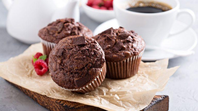 طرز تهیه کاپ کیک شکلاتی