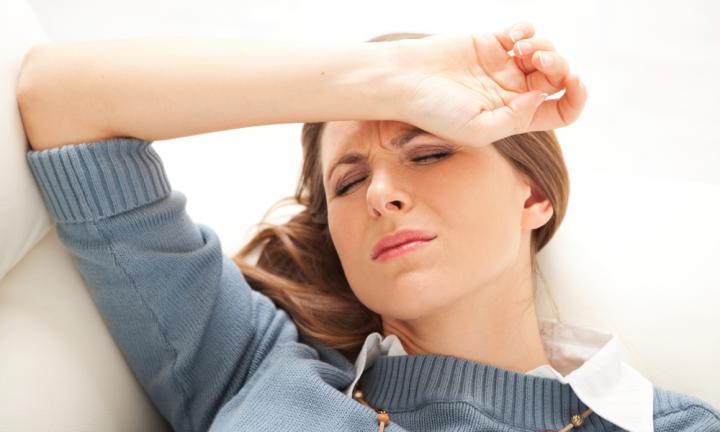 این نوع سردرد را در ده ثانیه درمان کنید