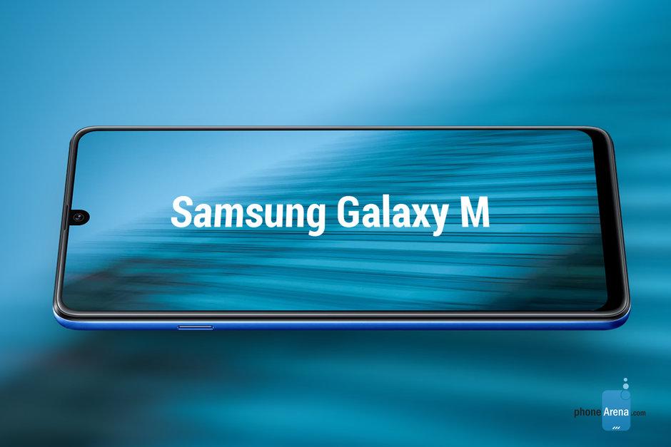 Galaxy M2 اولین گوشی notched کمپانی سامسونگ