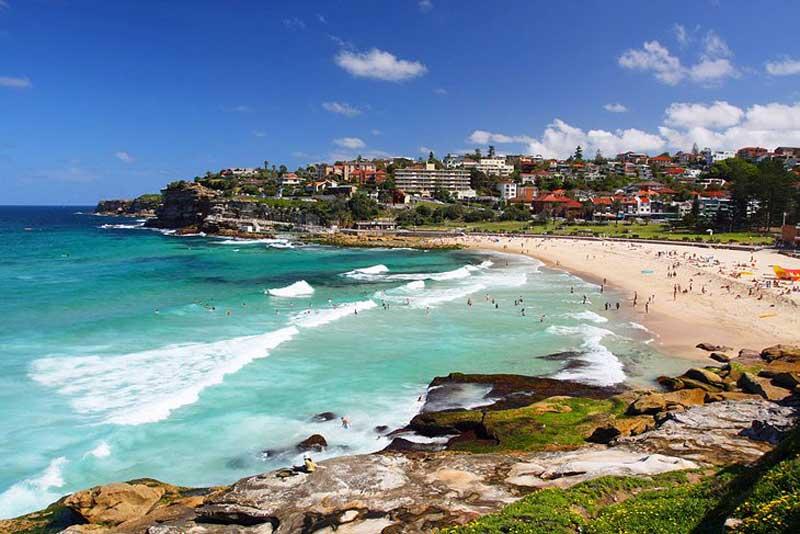تصویر سواحل سیدنی