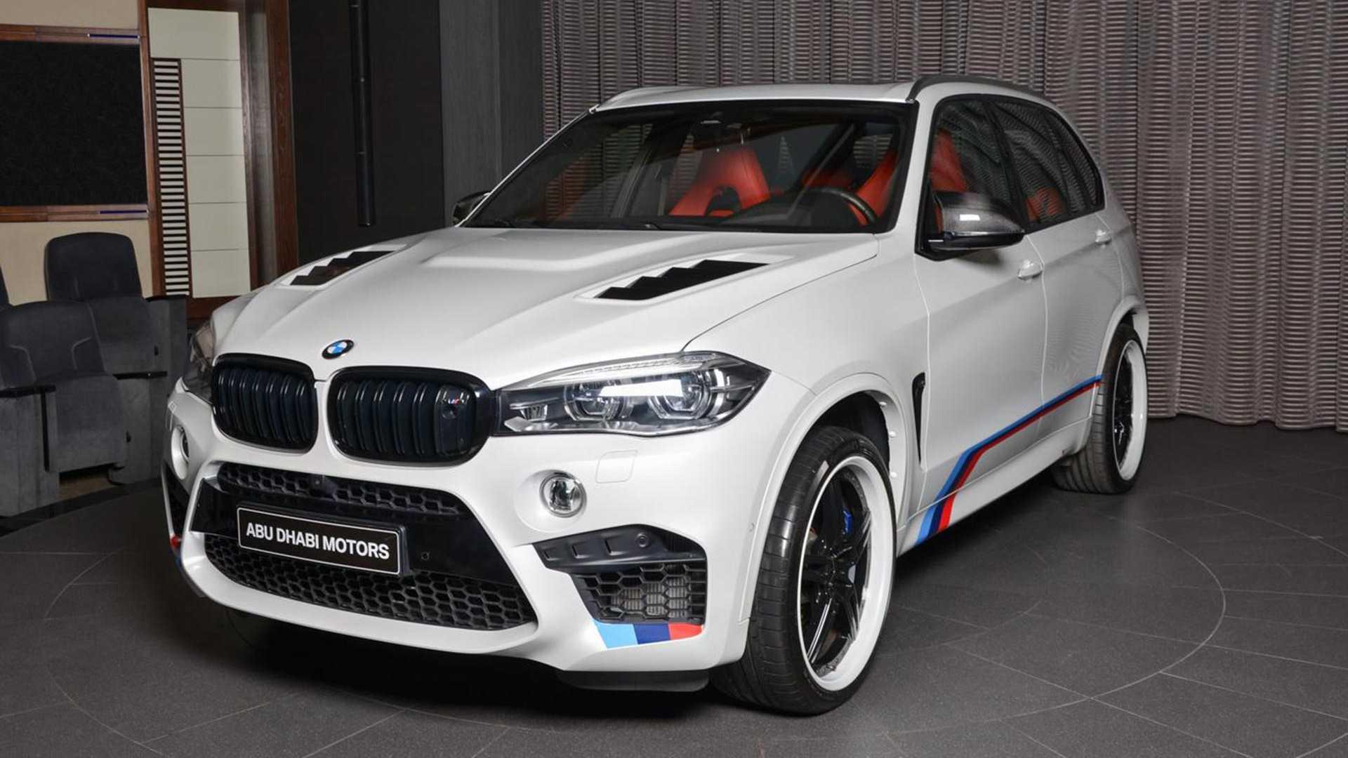 نسخه قدرتمند BMW X5 M رونمایی خواهد شد