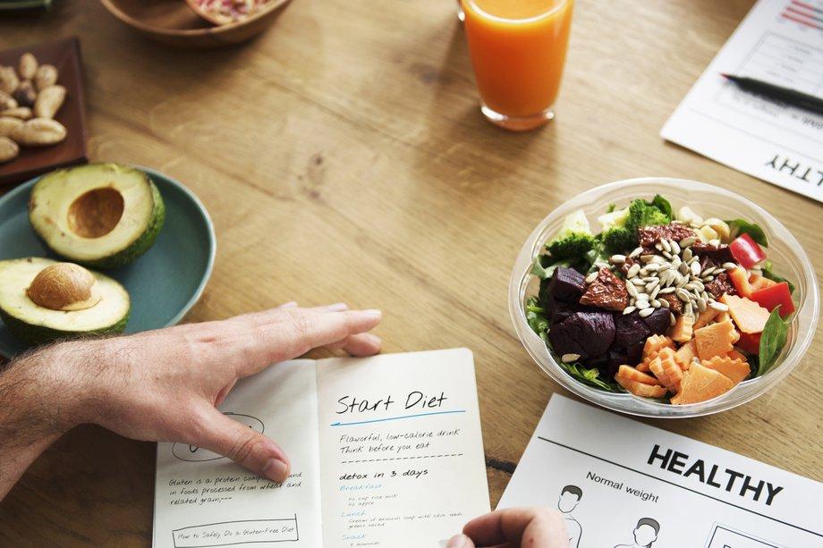رژیم غذایی عجیب برای کاهش وزن