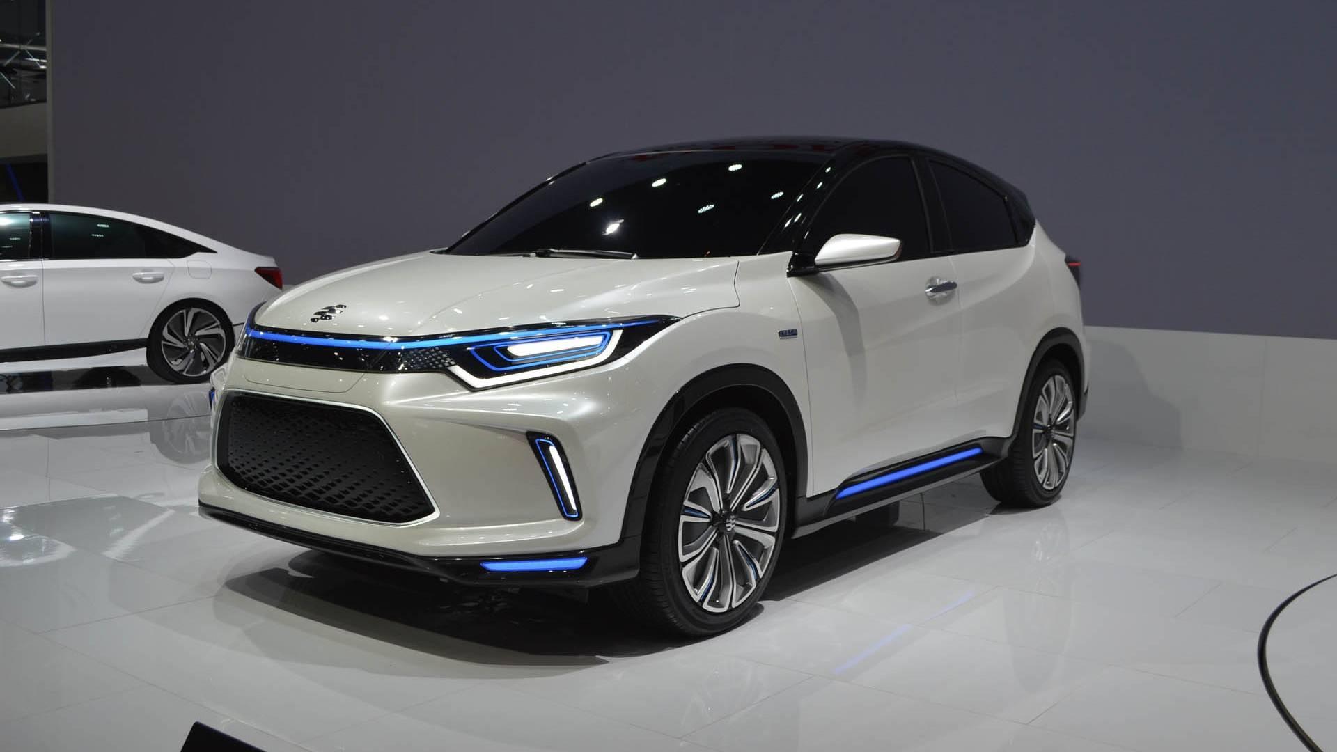 همکاری هوندا و GAC برای تولید خودرو الکتریکی VE-1