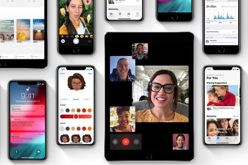 اپل نسخه دوم بتای توسعه دهندگان iOS 12.1.1  را منتشر می کند