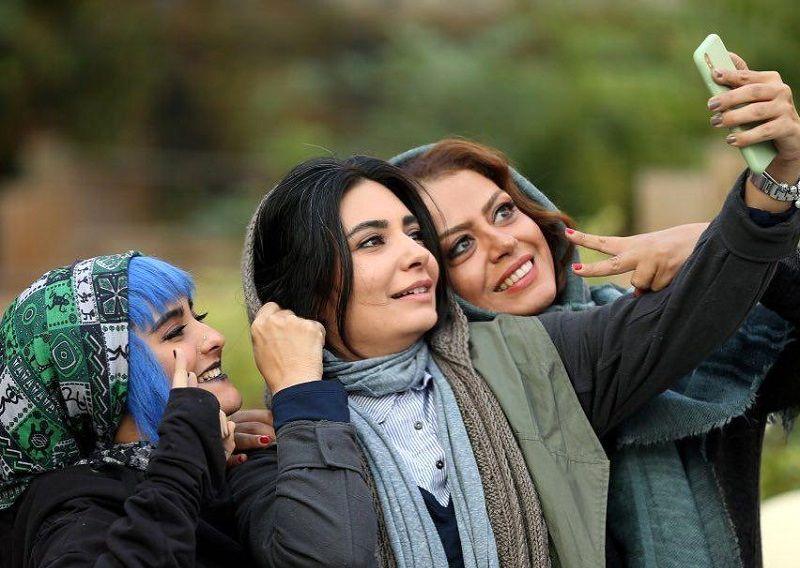 لیندا کیانی و شبنم فرشادجو به دنبال مهاجرت(عکس)