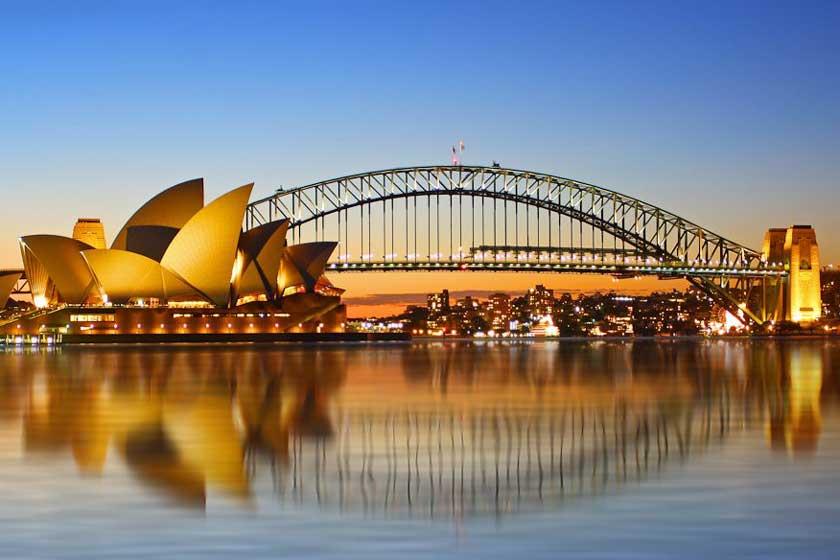 تصویر شهر سیدنی