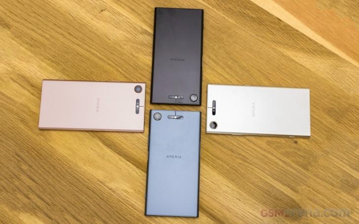 سونی اکسپریا XZ1، XZ1 Compact و XZ Premium اکنون Android Pie را دریافت می کنند