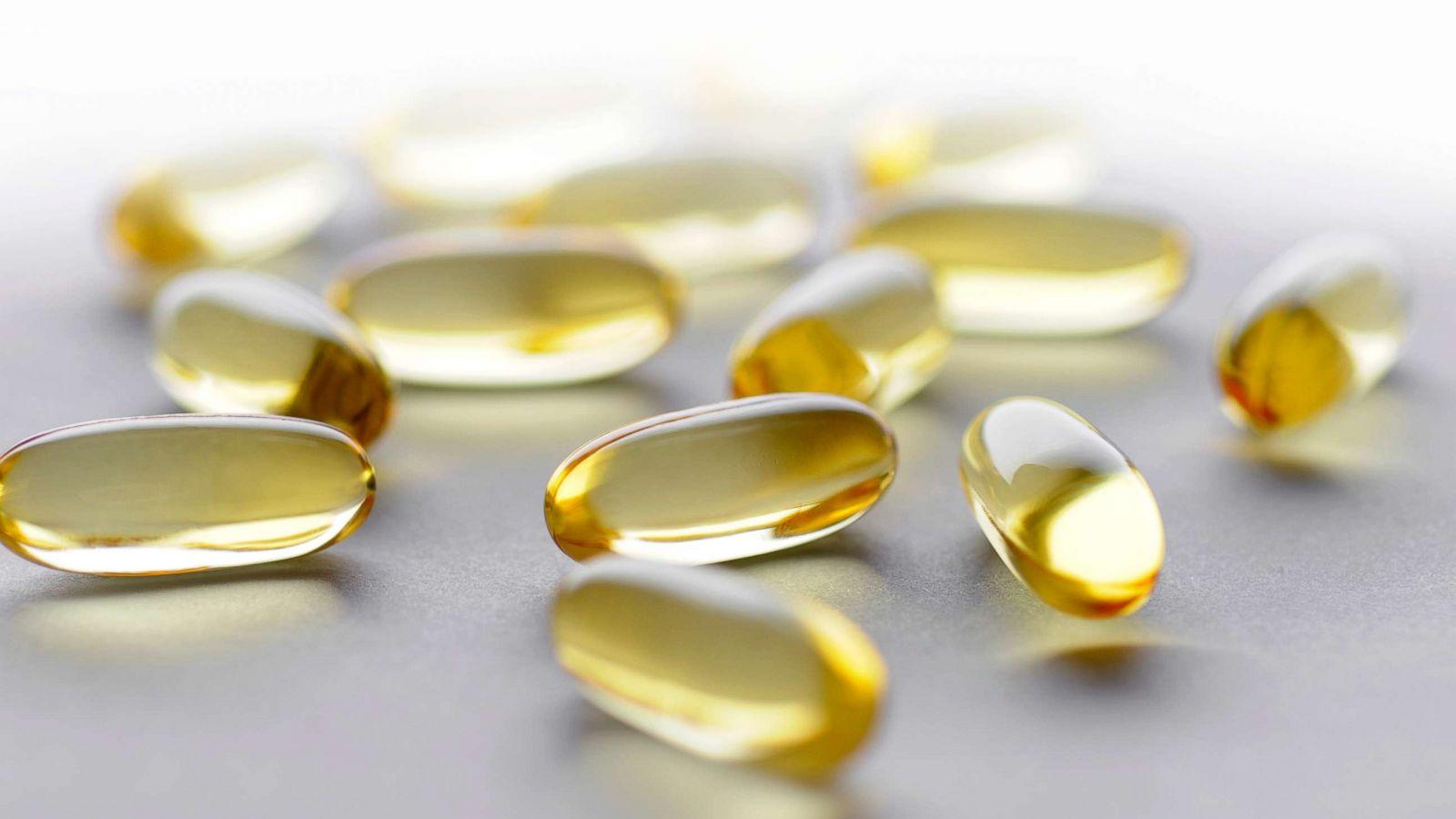 مکمل های ویتامین D و امگا3 برای سلامت قلب مفید هستند