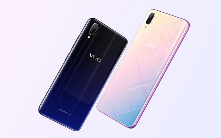 گوشی Vivo X21s عرضه شد