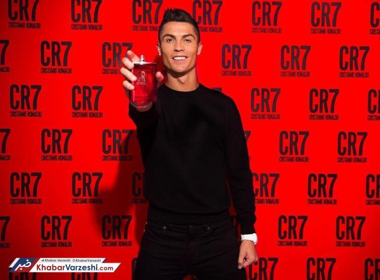 رونالدو، پولسازترین فوتبالیست تبلیغاتی