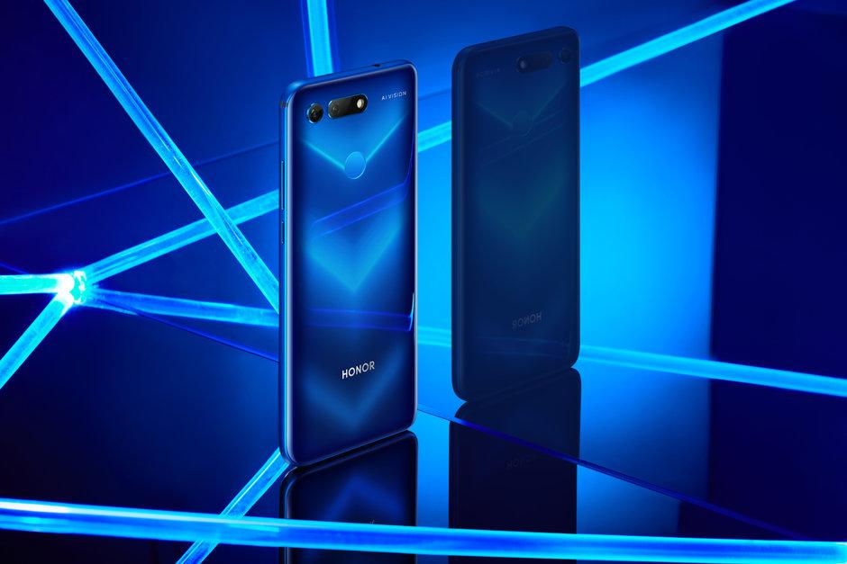 Honor View 20 اولین گوشی هوشمند با دوربین 48 مگاپیکسلی رسما معرفی شد