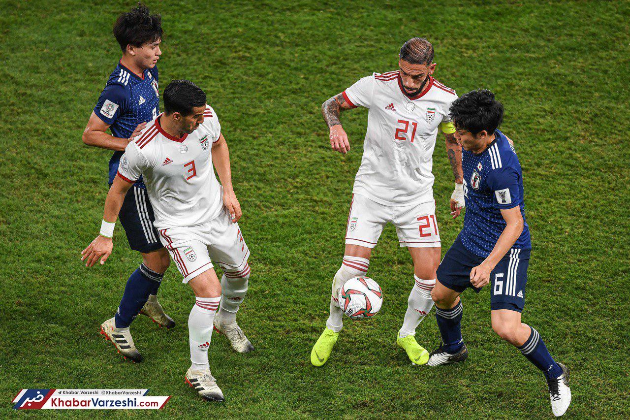 تاوان یک اشتباه ؛ ژاپن 3 – ایران 0