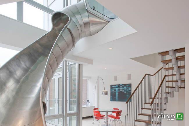 عجیب ترین ایده های دکوراسیون داخلی خانه