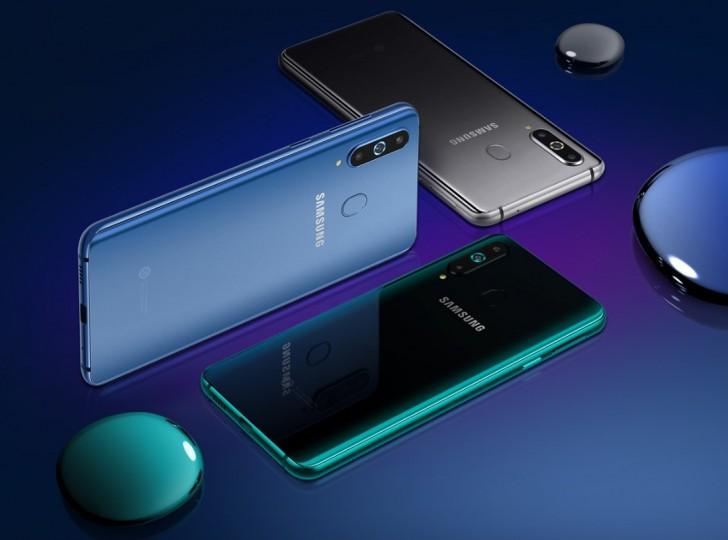 Galaxy A9 Pro نام گلکسی A8s برای بازار جهانی خواهد بود