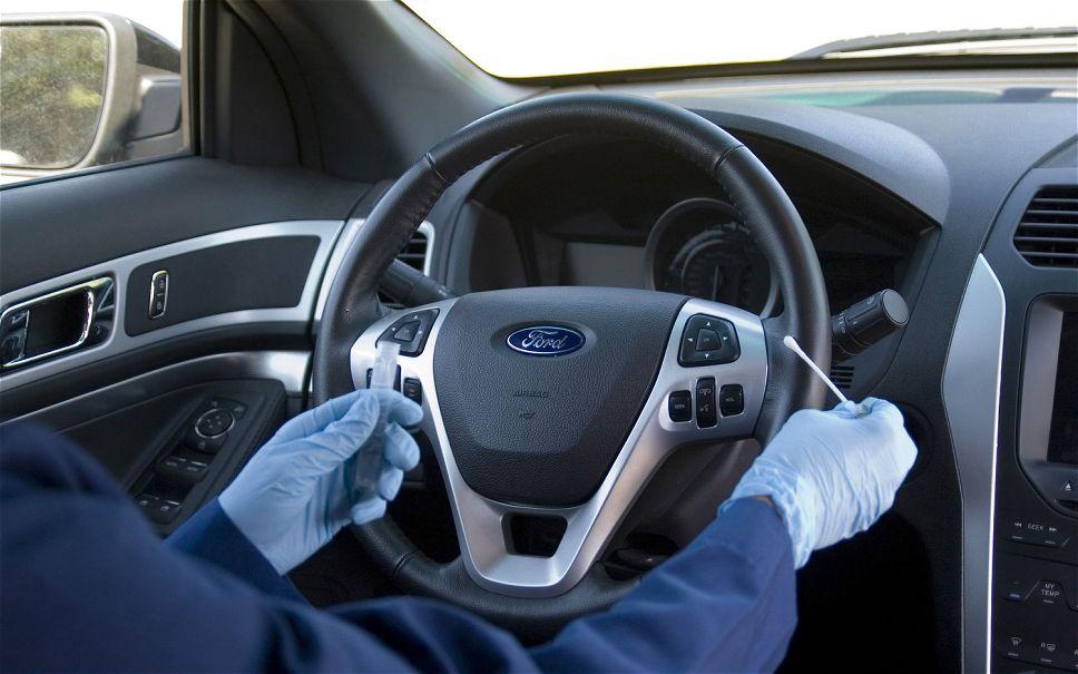 آیا می دانستید فرمان خودرو چهار برابر کثیف تر از توالت است؟