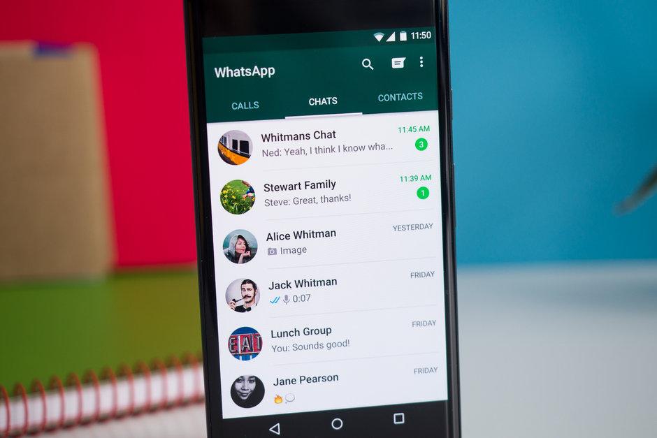 امکان تبادل استیکر در واتساپ و اپلیکیشن گوگل