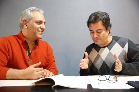 تولد پیمان قاسم خانی با حضور مهران مدیری | فیلم