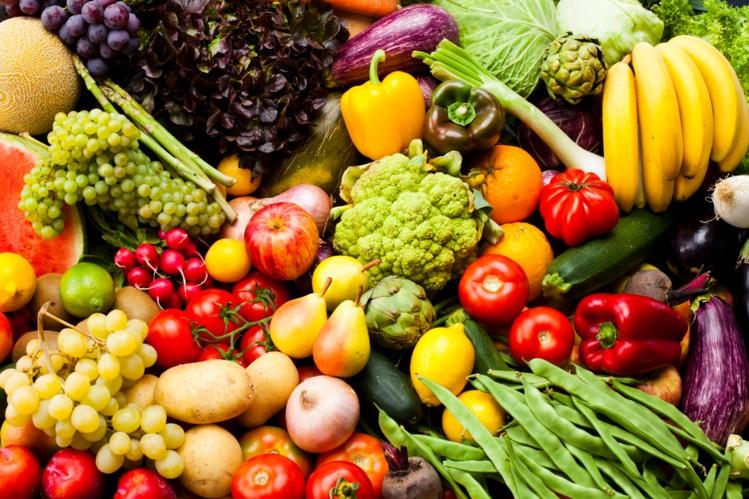 وگانیسم و سبزیجات