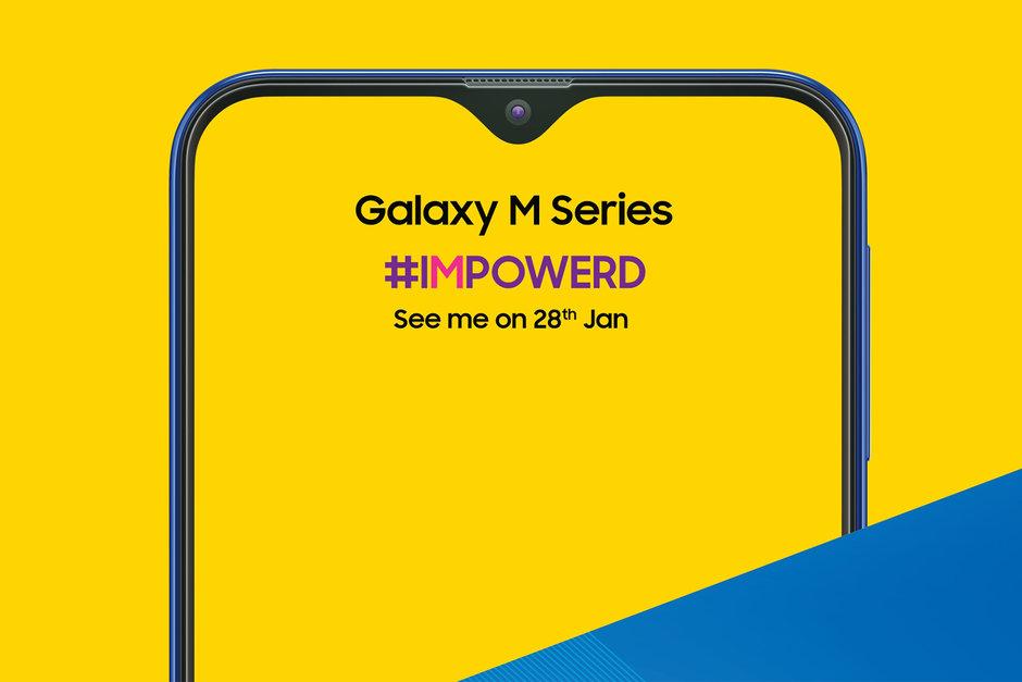 سامسونگ از سری جدید Galaxy M ،اولین گوشی با ناچ رونمایی می کند