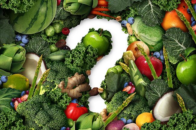 شروعی برای گیاه خواری