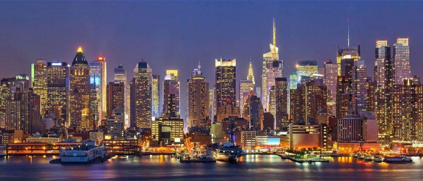 آب و هوا نیویورک