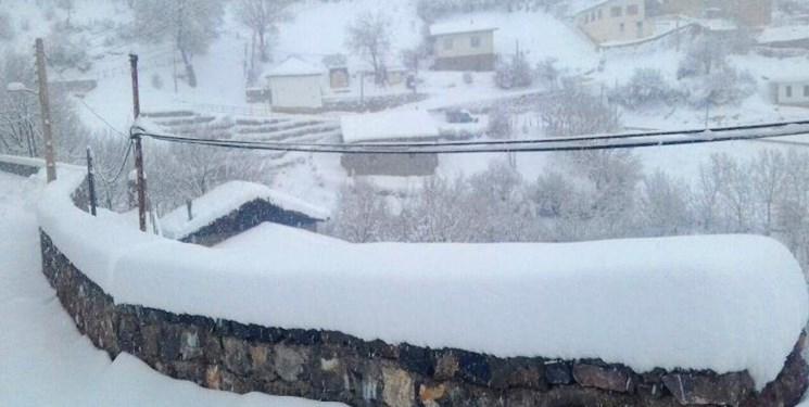 امروز شنبه 27 بهمن به علت بارش برف برخی مدارس تعطیل است