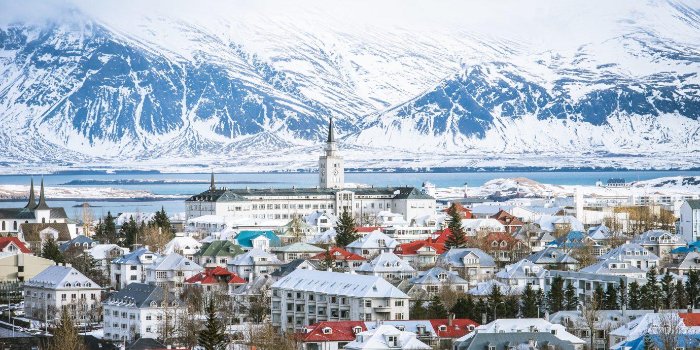 معروفترین جاذبه های دیدنی ریکیاویک پایتخت ایسلند