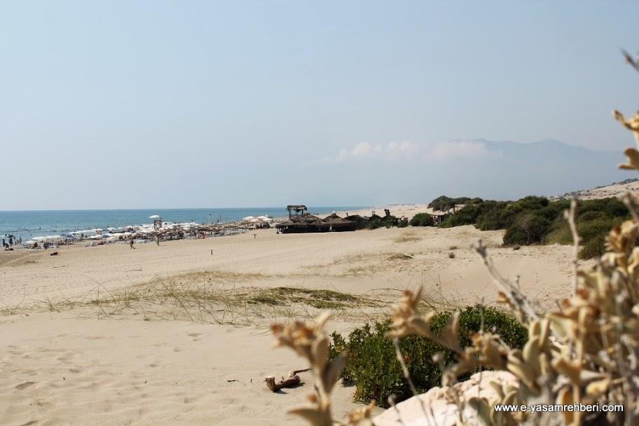ساحل پاتارا آنتالیا