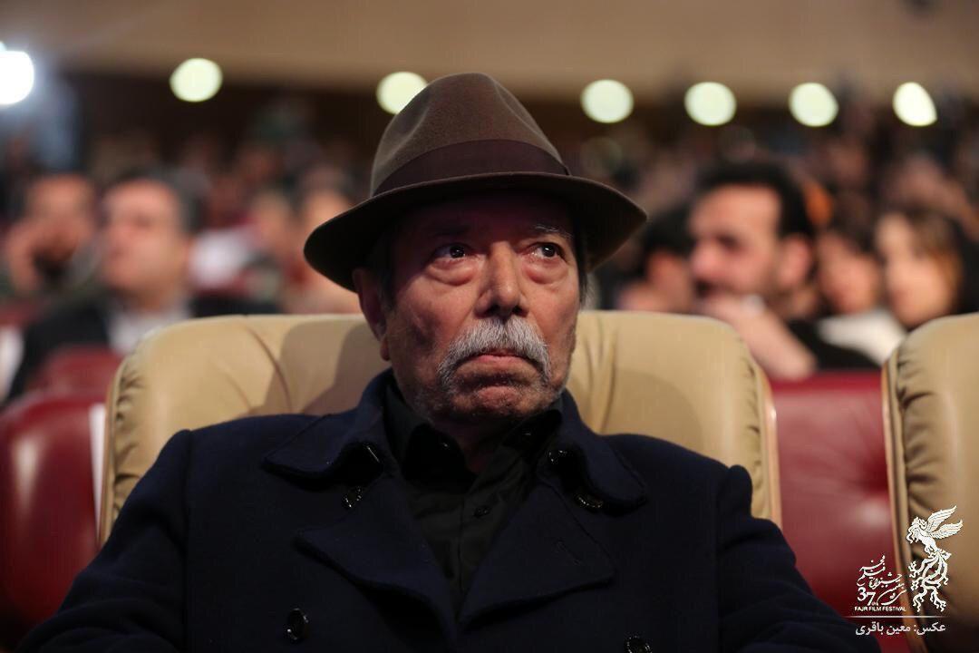 اولین سیمرغ علی نصیریان پس از 60 سال بازیگری