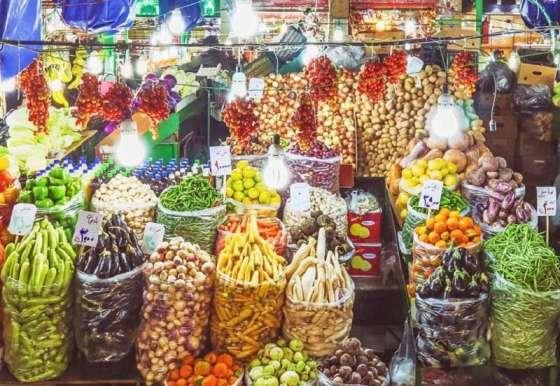 وضعیت قیمت اقلام خوراکی در آستانه نوروز